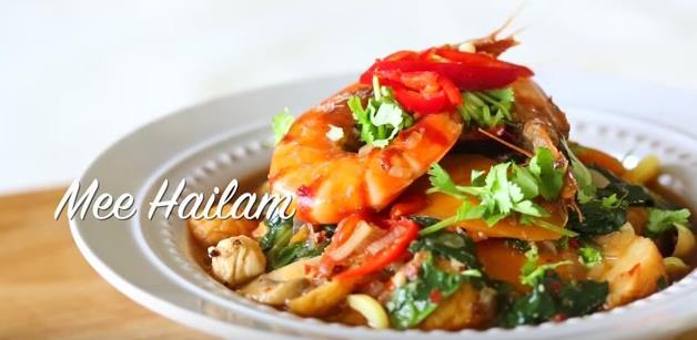 Resepi Mee Hailam