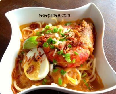 Resepi Mee Udang