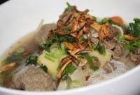 Resepi Mee Hoon Sup