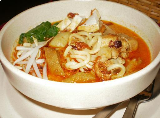 Resepi Mee Kari Ayam