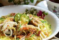 Resepi Mee Hun Sup