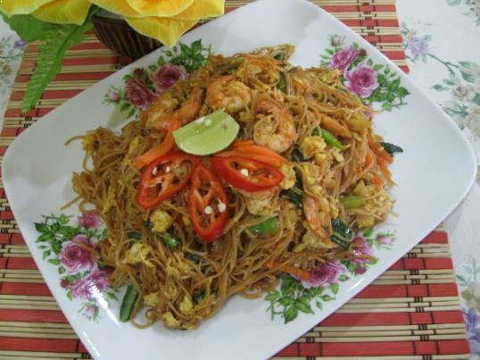 Resepi Mee Suah