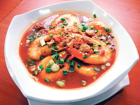 Resepi Mee Udang Kuala Sepetang