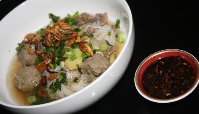 Resepi Mee Sup Daging