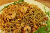 Resepi Yee Mee Goreng