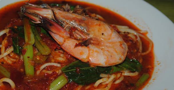 Resepi Mee Kuah Udang