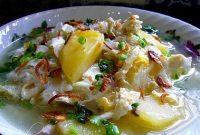 Resepi Mee Sup Telur